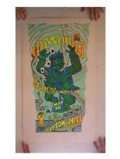 Unwound SilkScreen Poster Psychic Sparkplug