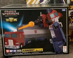 Takara Transformers MP-44 Optimus Prime Convoy Version 3.0