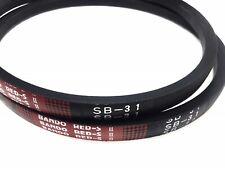 2 Véritable MITSUBOSHI PTO ceintures pour KUBOTA G2160 remplace K2110-25030
