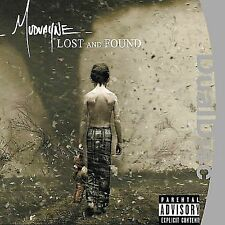 MUDVAYNE - LOST AND FOUND DUAL DISC CD BRAND NEW SEALED