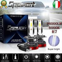 Pair 110W H7 LED Lampadine  Faro Kit Mini Bulbi  Luci Bianco 6000K Driving lamp