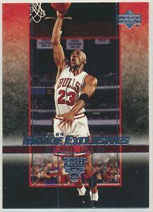 2003-04 Upper Deck Rookie Exclusives Michael Jordan GOAT #60