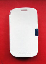 Funda Flip Para Samsung Galaxy S3 SIII i9300  BLANCA