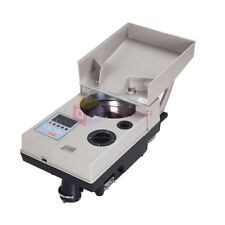 110v 220v Electronic Automatic Coin Sorter Coin Counter Coin Counting Machine