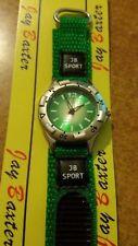 orologio Jay Baxter donna - sportivo bracciale stoffa con velcro - b198