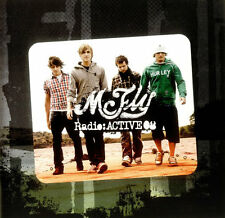 MCFLY.RADIOACTIVE TOUR PROGRAMME MINT