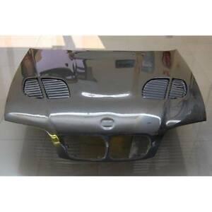 BMW E46 M3 GTR Carbon Fiber Bonnet