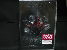 CIRCUS MAXIMUS Havoc In Oslo JAPAN DVD + 2CD The Magnificent Kamelot Carnivora