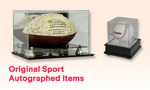 Original Sport Autographed Items
