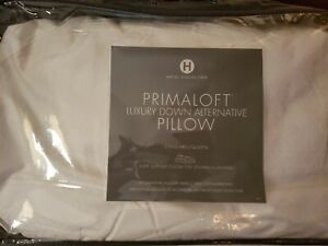 Hotel Collection Primaloft Soft Standard / Queen Pillow White