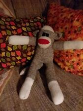 Original Rockford Redheel Sock Monkey
