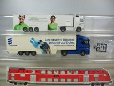 n102-0, 5 #Wiking H0 Mercedes Benz Semi Truck (2 St ): Eberspächer,