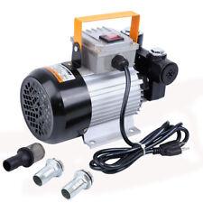 Self Prime 110V AC 16GPM Oil Transfer Pump Fuel Diesel Kerosene Biodiesel Pump