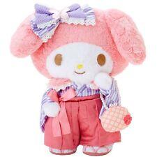 My Melody kimono hakama plush doll made in Japan cute Brand-new