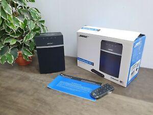 Bose SoundTouch 10 Wireless Wi-Fi / Bluetooth Loudspeaker - Black