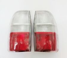CLEAR-RED LENS REAR TAIL LIGHT LAMP FOR MITSUBISHI L200 TRITON 1995-04 96 97 98