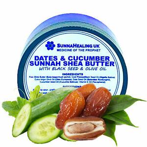 Date & Cucumber Sunnah Shea Butter