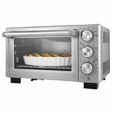 Oster TSSTTVDFL2 6-Slice Stainless Steel Toaster Oven 1400 W - Silver