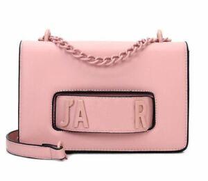 New fashion solid color letter decoration single shoulder messenger bag