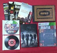 Mafia 2 II Collector's Edition - XBOX 360 - USADO - MUY BUEN ESTADO