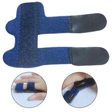 Pain Relief Trigger Finger Splint Straightener Brace Corrector Support Useful AU