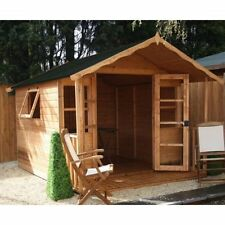 Garden Log Cabins eBay