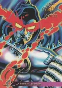 Trading card Flair Marvel Annual - Doom 2099 (105)