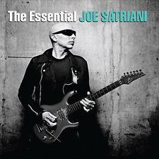 JOE SATRIANI The Essential 2CD Best Of BRAND NEW