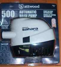 ATTWOOD 4505-7 SAHARA AUTOMATIC BILGE PUMP 500 GPH 3815