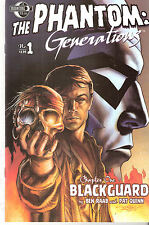 Phantom Moonstone Generations 1 N/M Comic Free Post Not Frew Full Colour
