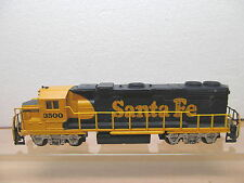 MES-37139 Life-Like H0 US Diesellok Santa Fe 3500 mit Mängel,Funktion geprüft,