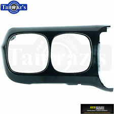 69 Firebird Fender Extension / Headlight Headlamp Bezel Housing Surround - RH
