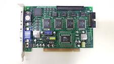 GeoVision GV800V3 800V3 AUDIO 12-Port sp PCI DVR Card TESTED