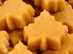 Barred Woods Maple Half Pound Box of Maple Sugar Candy