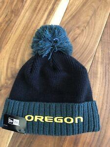 New Era Oregon Ducks Beanie NWT