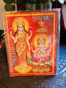 Laxmi Ganesh Diwali Workshop Office Puja Statue