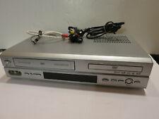Daewood DV-6T955B DVD Player & VCR Combo VHS 4 head Hi-Fi Electronic
