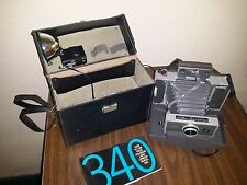 Polaroid Automatic 340 Land Camera with Flash Piece FAST SHIPPING!