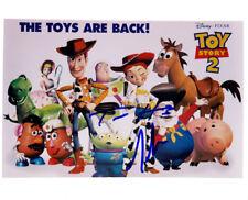 Toy Story (Tim Allen & Tom Hanks) signed authentic 8x10 photo COA