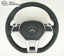 LE TEF® LEDER Lenkrad für Mercedes-Benz AMG W212 W204 R172 R231 W176 C197