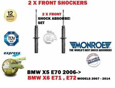 para BMW 31316778676 31316780487 31316780488 2x amortiguador delantero Set