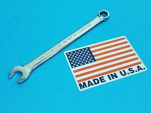 USED PROTO MADE IN AMERICA METRIC 9MM COMBINATION WRENCH 12 POINT 1209M-T500 LOT