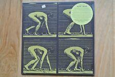 MOVE Move UK Edition Vinyl 1986 LP Sealed Killing Joke Joy Division