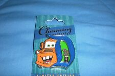 Disney  Disneyland POM Charming Characters Cars TOW MATER Gothic D LE Pin