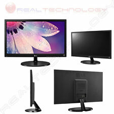 "MONITOR PC LED 19"" LG SCHERMO HD SLIM Widescreen 1366x768 19 POLLICI 19M38A-B"