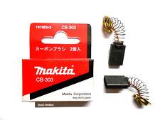 Makita Kohlen CB303 (2107F 4101RH 4131 5017RKB 5603R 5604R 5703R 5704R 5705R)