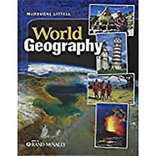 World Geography Grade 9-12