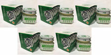 5 x WHITE TIGER BALM WOOD LOCK CREAM Medicated Balm Oil Pain Relief 20g