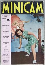 Minicam Photography November 1937 Magazine - Great Stories and Advertising