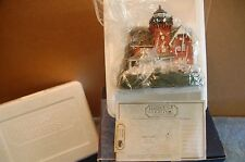 Harbour Lights Sea Girt, Nj #509 the 98 Collector Society Signed Mib